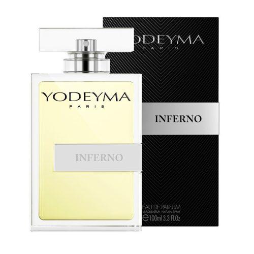 Inferno - EDP 100 ml - a parfüm ihletforrása:  Dior: Fahrenheit
