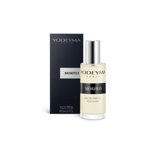 Morfeo - EDP 15 ml - a parfüm illatának forrása:  Dolce&Gabbana: Pour Homme